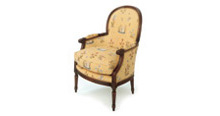 Louis XVI Roundtop Chair by Anagram Interiors