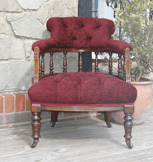Buttoned Tub Chair