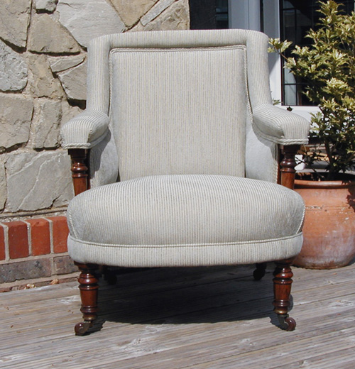 Gillows and Co. Armchair