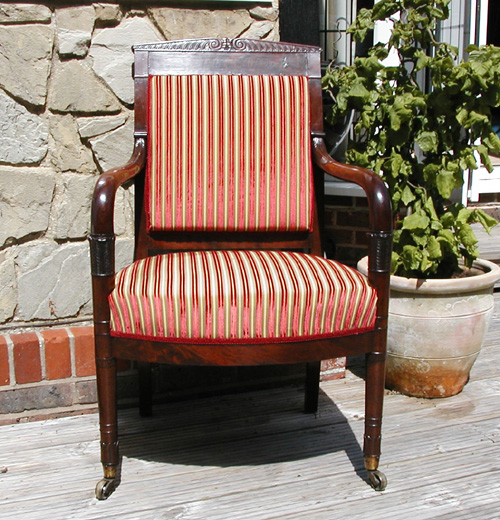 French Empire Chair