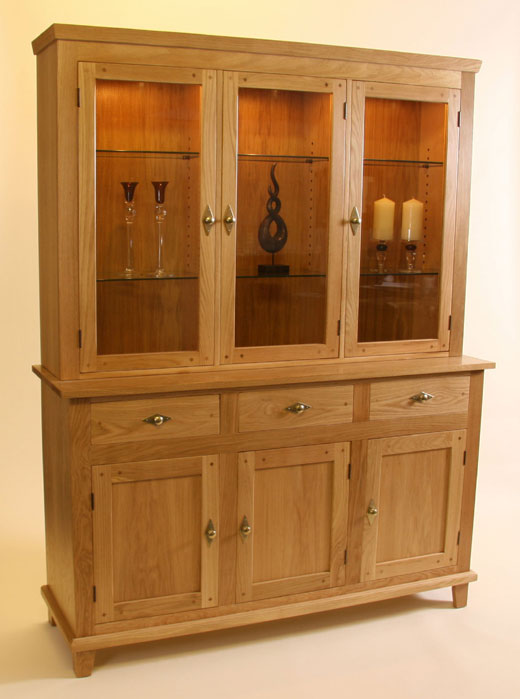 Three Door Dresser