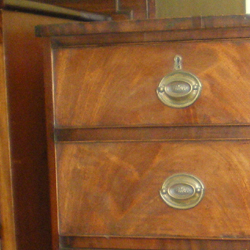 Victorian Five Drawer Chest