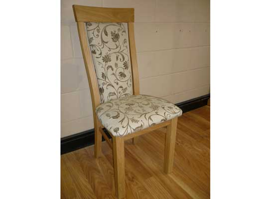 Padded Back Dining Chairs